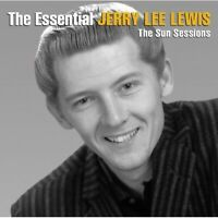 Jerry Lee Lewis - The Essential Jerry Lee Lewis [New CD]