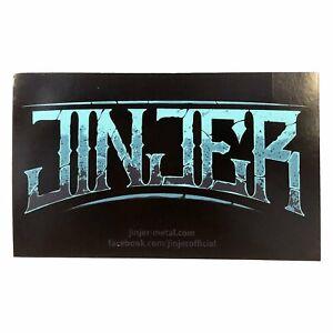 Jinjer - Logo sticker