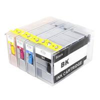 Refillable Ink Cartridge Set for Canon PGI-1200 MAXIFY MB2120 MB2720
