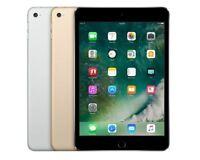 Apple iPad mini 4th Gen 16GB 32GB 64GB 128GB Wi-Fi + 4G Cellular 7.9in