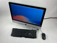 "Apple iMac 21.5"" i5 2.5GHz CPU 8GB RAM 1TB HDD Keyboard Mouse Bundle MacOS 10.13"