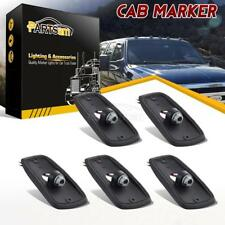 5 Cab Roof Top Light Marker Running Lamp Bases For Chevrolet K1500 K2500 K3500