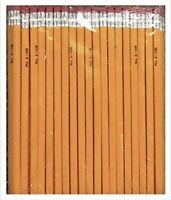 Yellow #2 Pencils BULK (See Selections) NEW