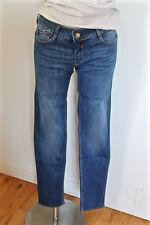 joli jeans taille basse skinny LE TEMPS DES CERISES pulp taille W30 (40)