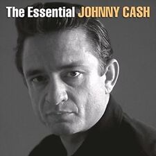 The Essential Johnny Cash by Johnny Cash (Vinyl, Mar-2016, 2 Discs, Columbia (USA))