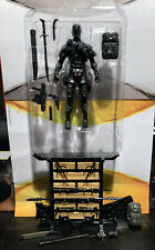 GI Joe Classified Snake Eyes Deluxe Hasbro Pulse Exclusive Figure Diorama NEW