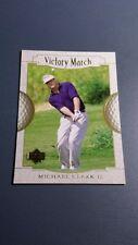 MICHAEL CLARK II 2001 UPPER DECK GOLF CARD # 160 B7297