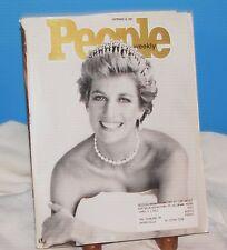 PEOPLE WEEKLY SEPTEMBER 15, 1997 REMEMBERING DIANA PRINCESS DI LIFE PHOTOS