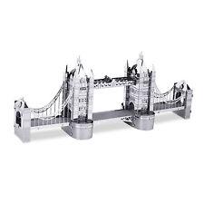 Metallo terra KIT MODELLO 3D-Londra Tower Bridge (MMS022)