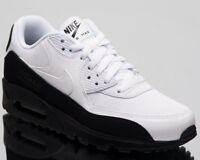 04a74e23480672 Nike Air Max 90 Essential Lifestyle Shoes White Black 2018 Sneakers  AJ1285-006