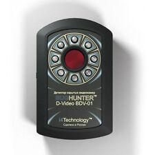 Anti-Spy Bug Hunter Signal Detector Hidden Camera Laser Lens Finder Dvideo Lite