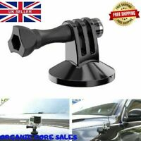 Magnetic Sports Camera Holder For Go Pro Action Mount Camera Base Suction UK NEW