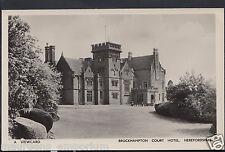 Herefordshire Postcard - Brockhampton Court Hotel  MB1244
