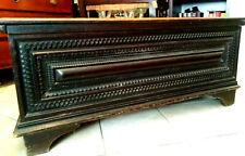 Cassapanca antica 800 no cassettone impero luigi XVI barocco rinascimento baule