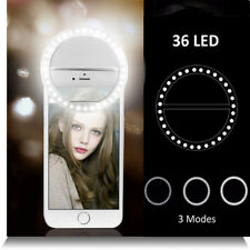 Rechargeable Phone Light Portable Selfie LED Phone Ring Light For iPhone Samsung