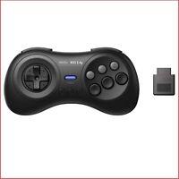 8Bitdo M30 2.4G Wireless Gamepad For The Original Sega Genesis & Sega Mega Drive