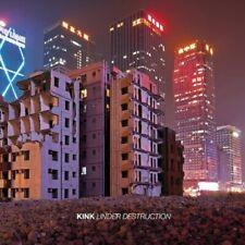KiNK - Under Destruction CD *NEU*OVP*