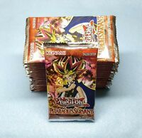 English Yugioh Pharaoh's Servant 24 Booster Packs = Box Quantity Unsearched