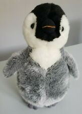 "EUC Aurora World Flopsie Penny Penguin 12"" Plush"