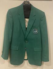 Masters green Jacket Size 42 Arnold Palmer
