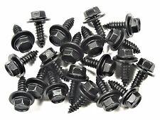 Honda Acura Hex Screws- M6.3 x 20mm Long- 10mm Hex- 17mm Washer- 20 screws- #179