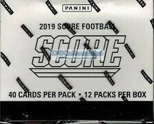 2019 PANINI SCORE FOOTBALL GRIDIRON NFL FACTORY SEALED JUMBO BOX NEW EXPRESS WOW