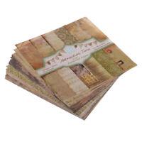 24 Sheets Decorative Scrapbook Paper Designer Background Paper DIY Craft