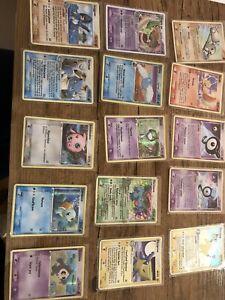 Lot De 35 Cartes Pokémon Bloc Ex (ex, holo, Reverses, Rare...) État Occasion