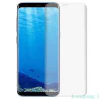 3D Curved 9H Tempered Glass Front Screen Protector Film For Samsung Galaxy S8