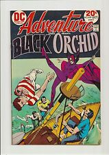 ADVENTURE COMICS #429 VF+ 8.5 2ND APP. OF BLACK ORCHID! *BRONZE AGE* 1973