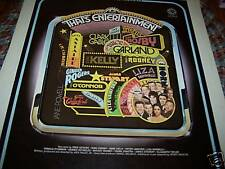 CED VIDEO DISC MUSICAL THATS ENTERTAINMENT A TRIBUTE