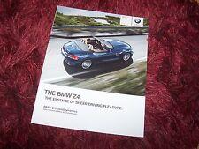 Catalogue / Brochure BMW Z4 2012 //