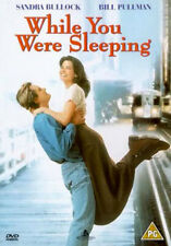 DVD:WHILE YOU WERE SLEEPING  - NEW Region 2 UK