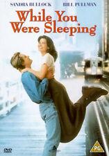 DVD:WHILE YOU WERE SLEEPING  - NEW Region 2 UK