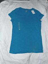 LFL ( Lady Foot Locker) Womens T-Shirt Size M *NEW* (V-neck Top, Tee) NWT