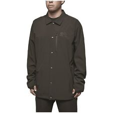 2018 NWT MENS THIRTYTWO 4TS WIRE JACKET $100 M black water resistant