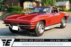 Fort Lauderdale Florida 1967 Marlboro Maroon Corvette