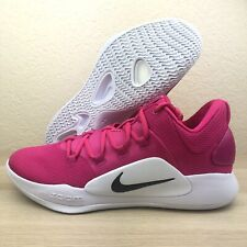 Nike Hyperdunk X Low Kay Yow Men's Size 11.5 Pink AT3867-609 Breast Cancer Aware