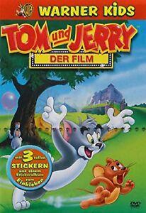 Tom und Jerry Der Film (Kinofilm) DVD NEU OVP (&)
