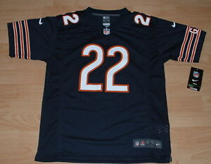 NIKE CHICAGO BEARS MATT FORTE #22 HOME FOOTBALL JERSEY YOUTH LARGE - LEGEND