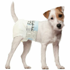 Simple Solution Disposable dog diaper x 2 pieces - SAMPLE, not a pack  - 5 sizes