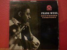 FRANK WESS Southern Comfort LP PRESTIGE 7231 Orig US '62 RVG MONO Tommy Flanagan
