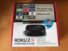 ROKU 2XS 3100X USB Remote MicroSD HDMI RCA HD TV WiFi Ethernet Media Streamer