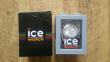 Ice Watch Sili Forever Silver Unisex Silicone Band Watch