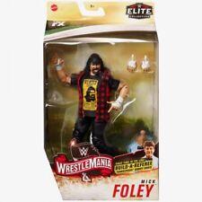 WWE Mattel Mick Foley Wrestlemania 36 Series Elite Figure