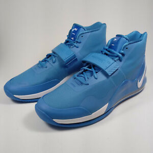 Nike Air Force Max Blue Sneakers for Men for Sale | Authenticity ...