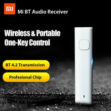 Xiaomi Wireless Bluetooth 4.2 Audio Receiver 3.5mm Music Speaker Pro Chip Q7B3