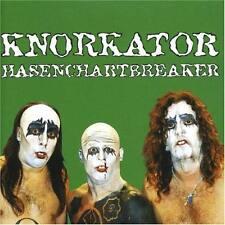 KNORKATOR Hasenchartbreaker CD 1999 Alf Ator Buzz Dee Stumpen * RAR