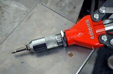 "Pop Rivet Gun 1/4 "" Hand Riveter Heavy Duty Tool Treated Blind Nut Riveting"