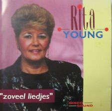 RITA YOUNG - ZOVEEL LIEDJES  -  CD
